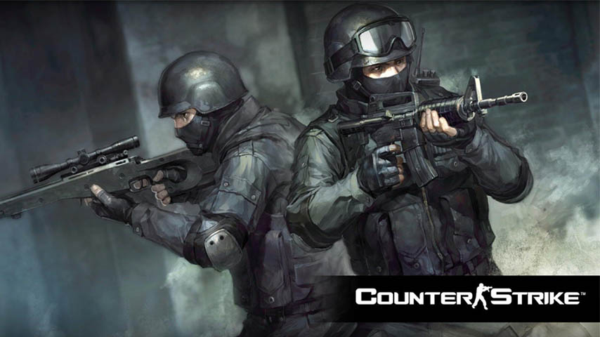 Shooters games - Counter Strike